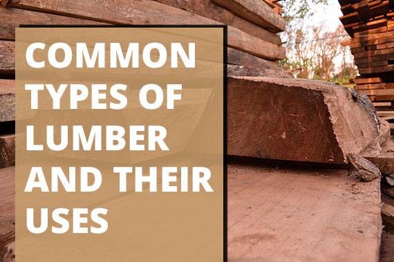 Common Types of Lumber and Their Uses